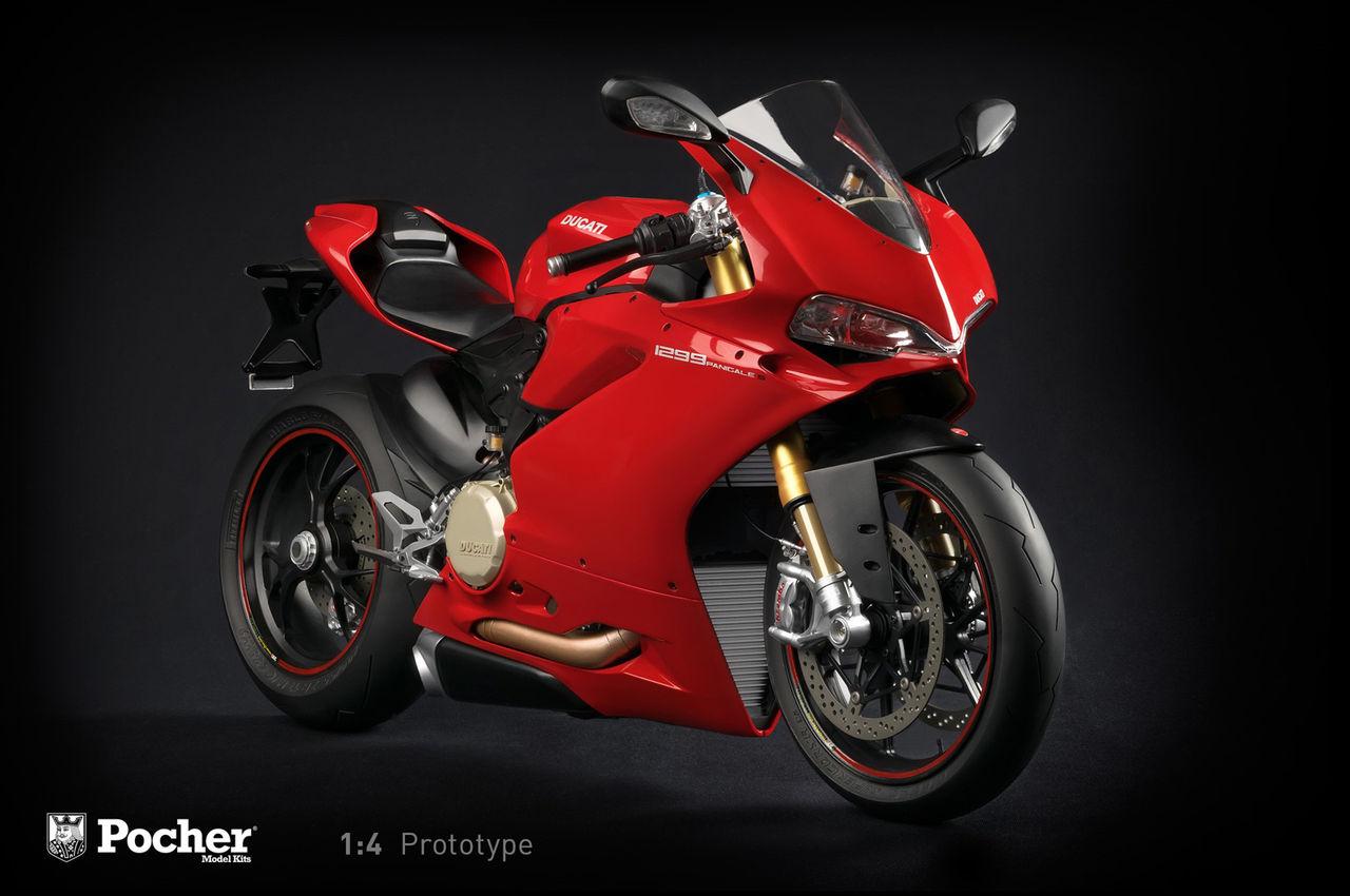 Byggd dig en egen Ducati Panigale 1299S
