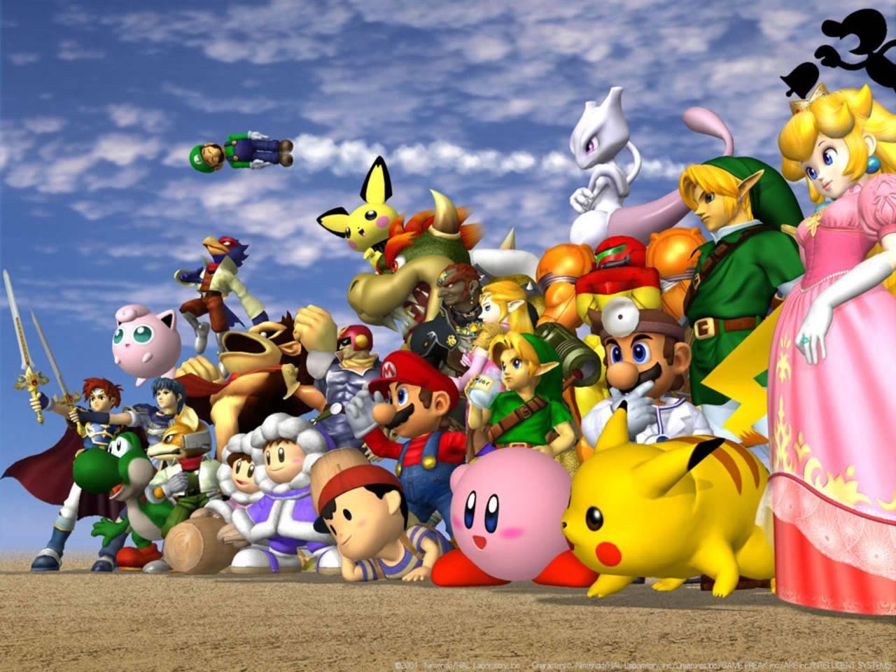 Dreamhack anordnar turnering i Super Smash Bros. Melee