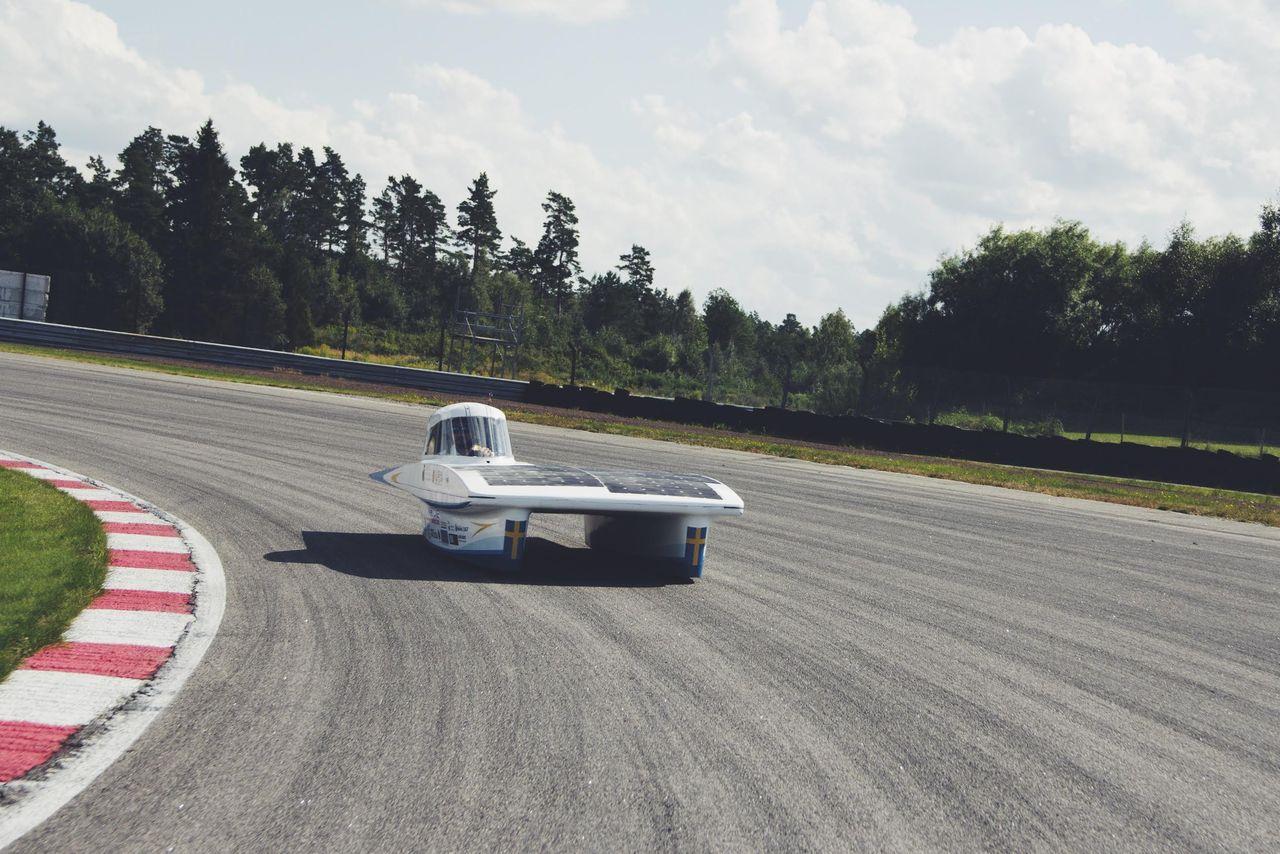 JU Solar Team representerar Sverige i World Solar Challenge