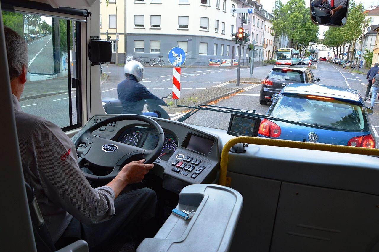 Skånetrafiken börjar övervaka busschaufförer