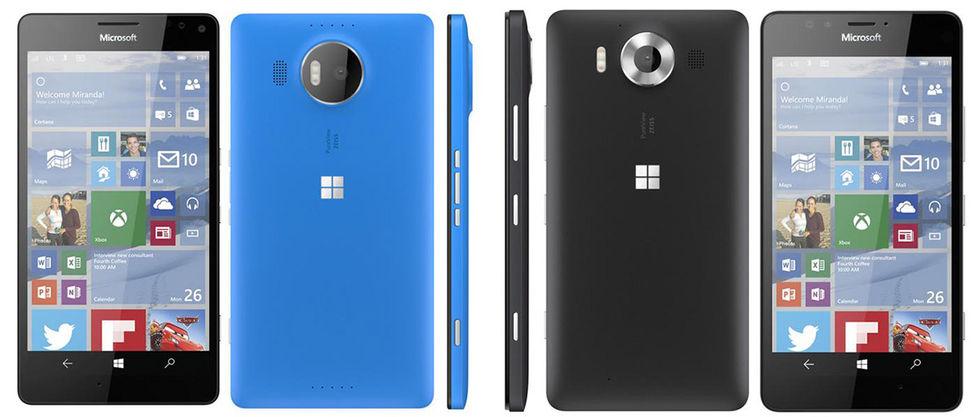 Ännu en bildläcka visar nya Lumia-lurarna