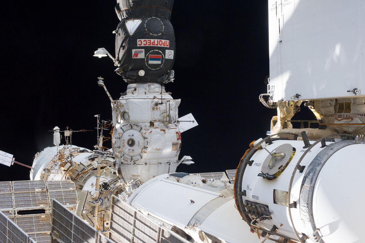 Nästa bemannade resa till ISS kommer att ta två dagar