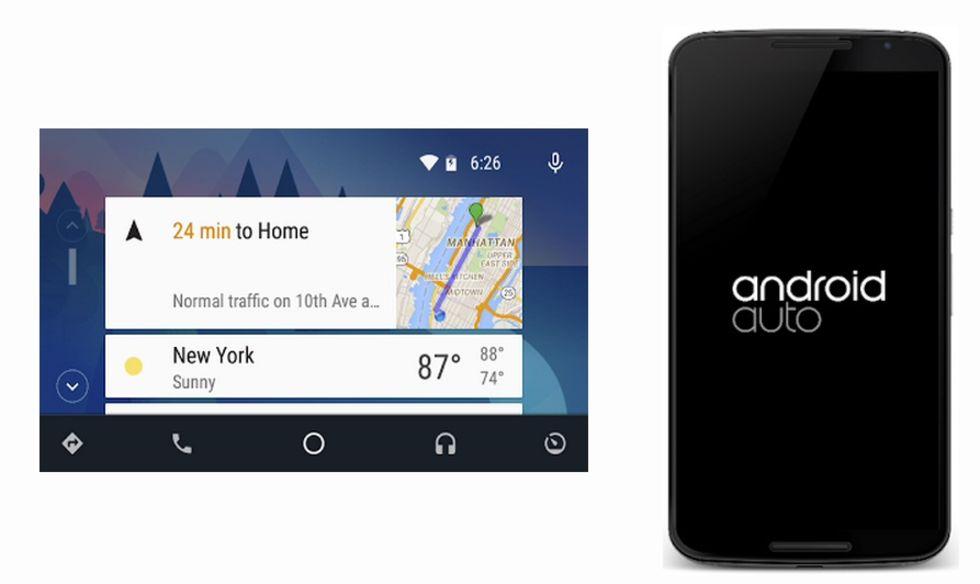 Nu kan utvecklare testa Android Auto-appar utan att köpa en flådig bil