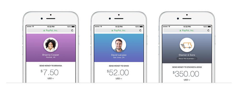 PayPal lanserar konkurrent till Swish