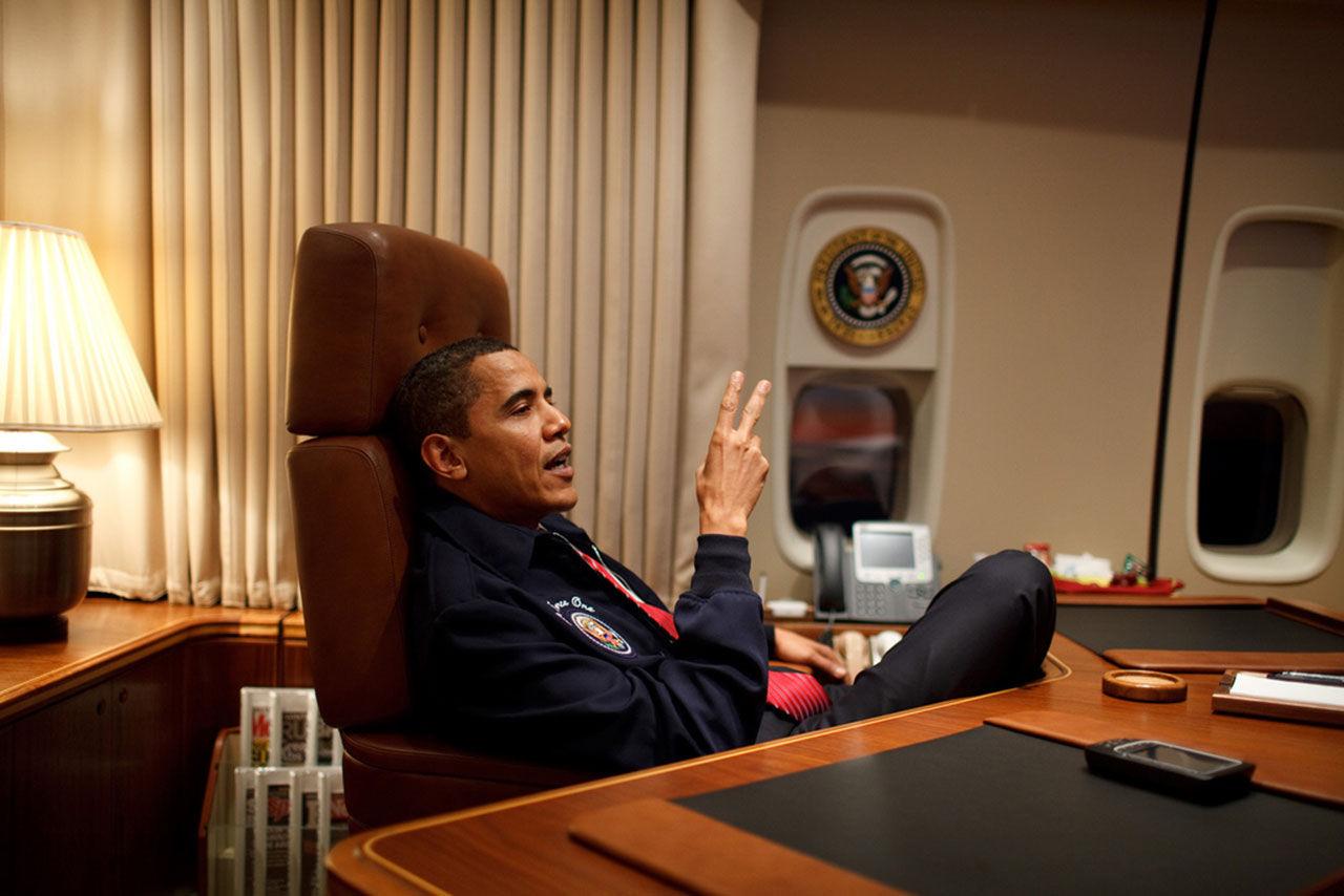 Obama ska härja i skogen tillsammans med Bear Grylls