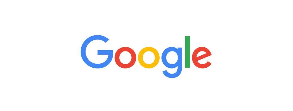 Google byter logotyp