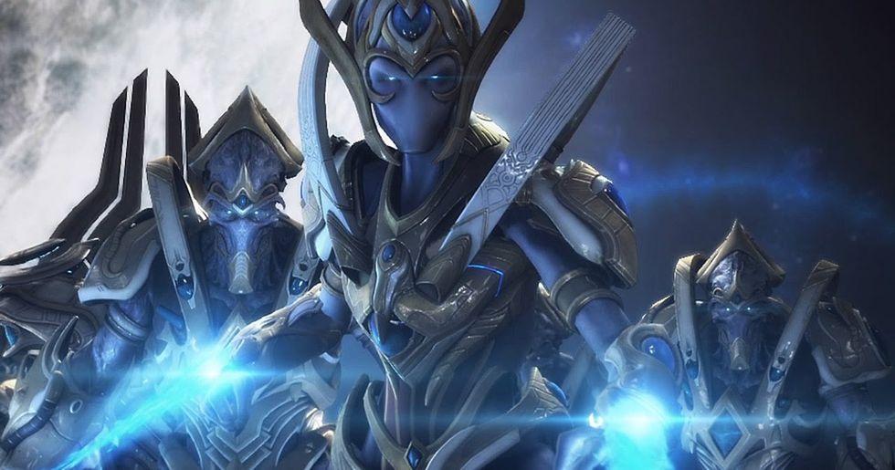Blizzard visar upp Legacy of the Void i september