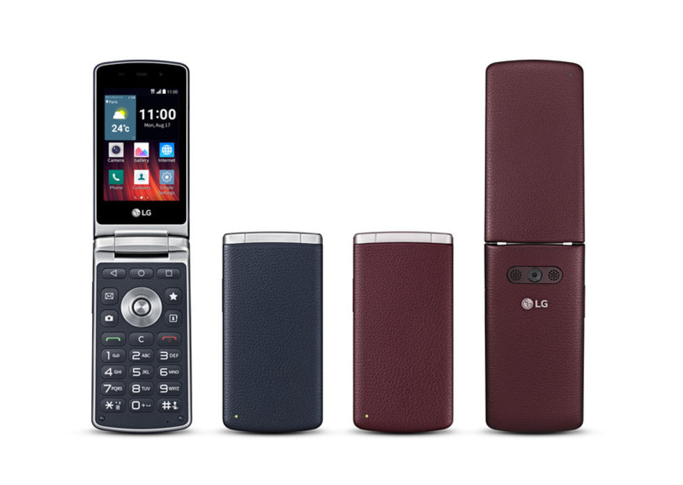 LG släpper ny viktelefon