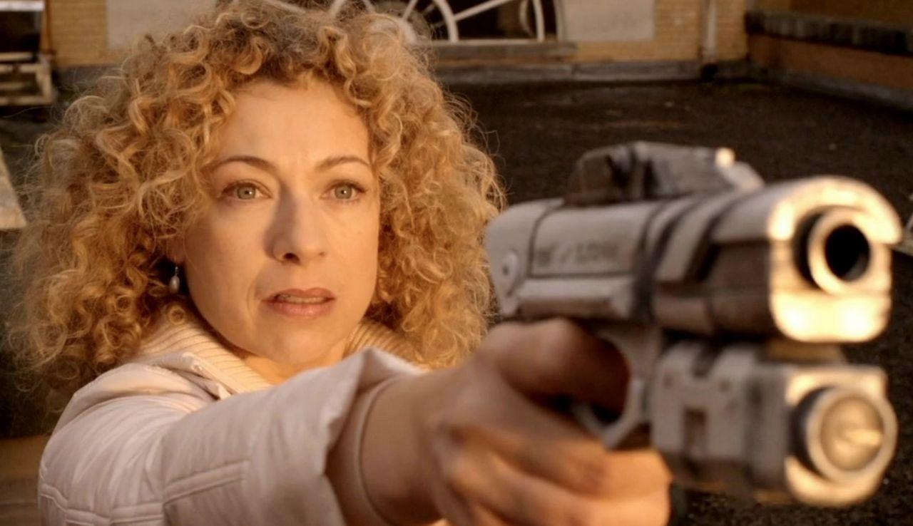 River Song kommer tillbaka till Doctor Who