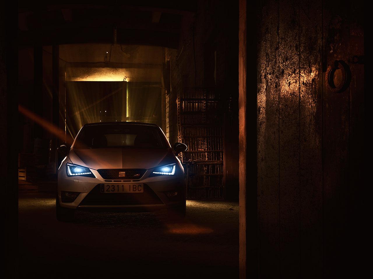 Seat presenterar nya Ibiza Cupra med 192 hästar