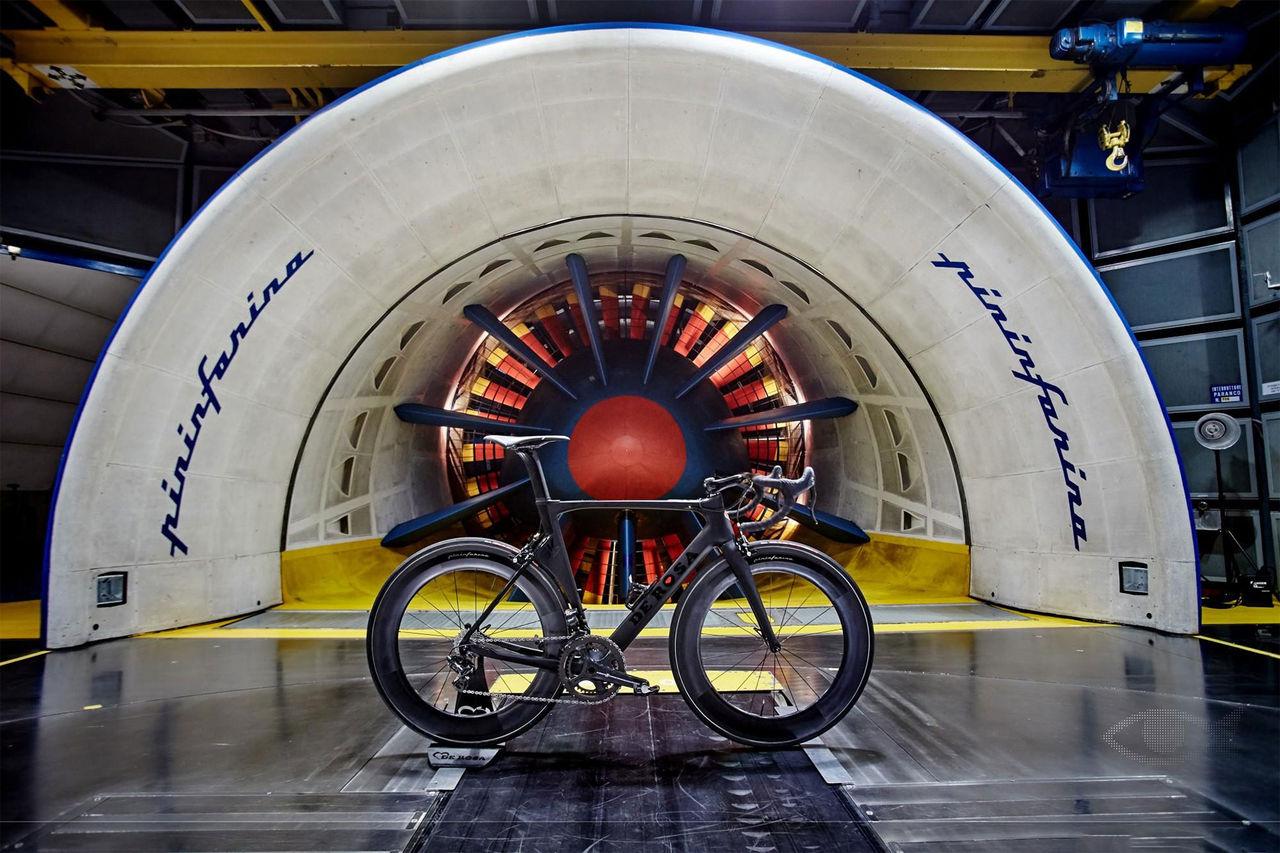 Pininfarina och De Rosa presenterar cykel