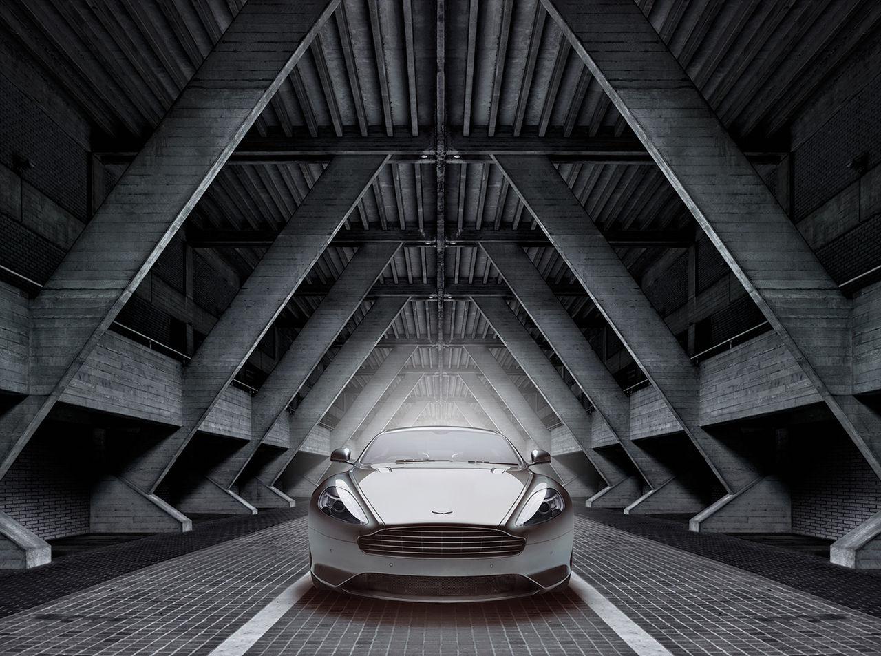 Aston Martin presenterar DB9 GT Bond Edition