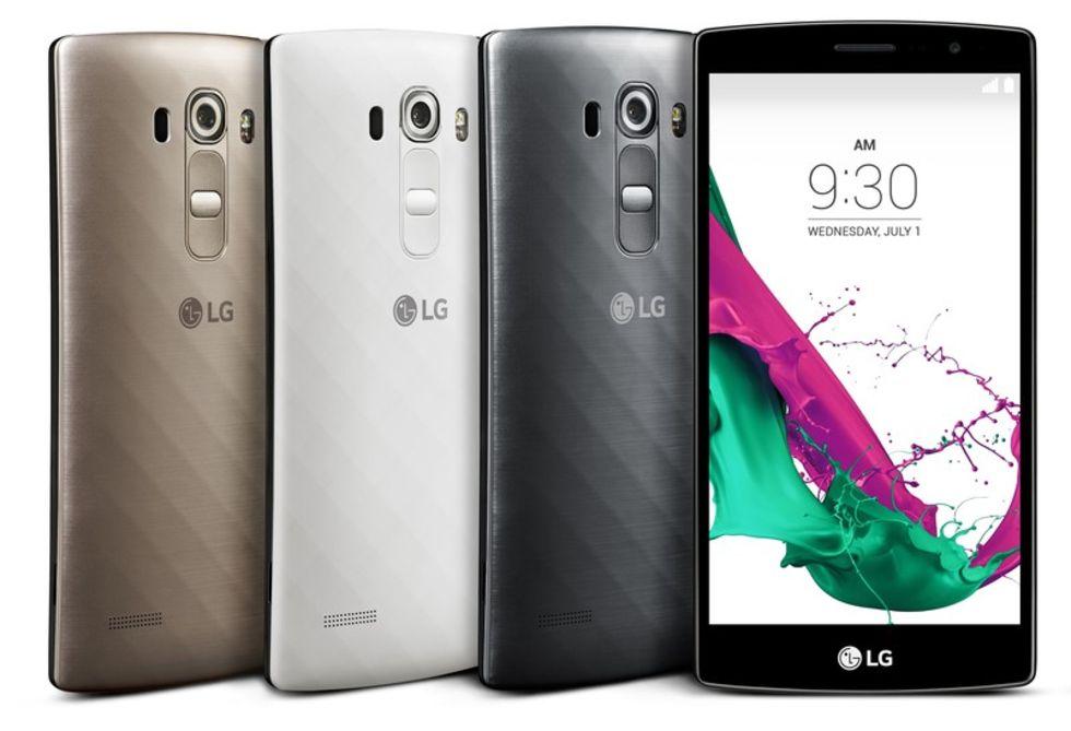 LG lanserar G4s