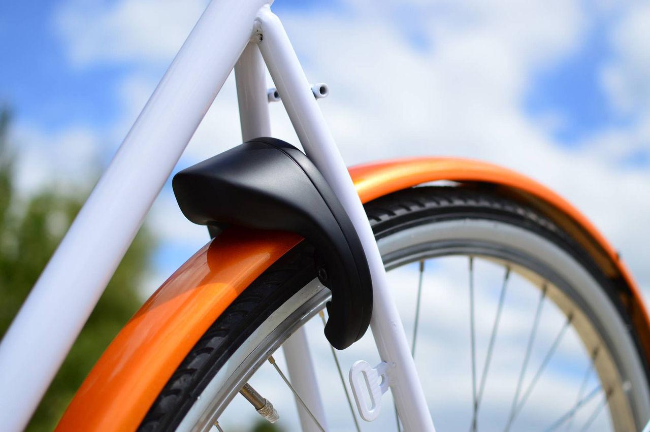 Det helautomatiska cykellåset