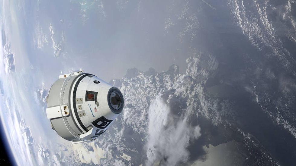 Boeing döper sin nya rymdfarkost till Starliner