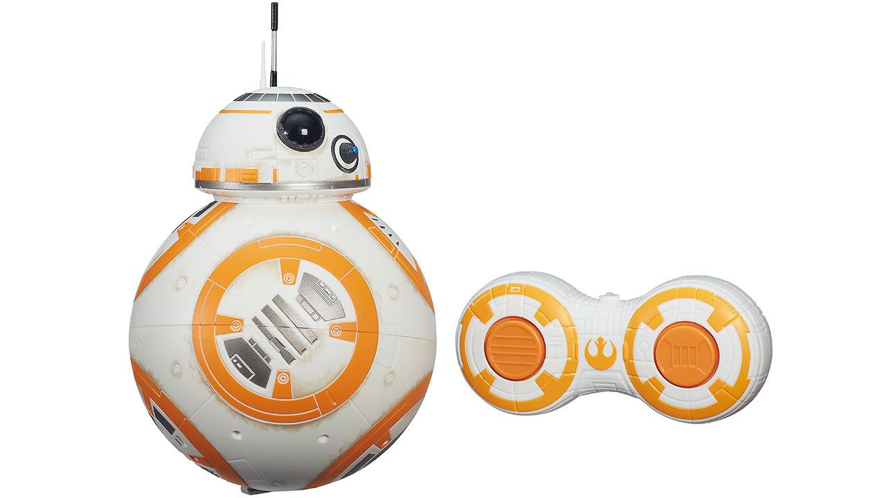 En tredje leksaksversion av BB-8
