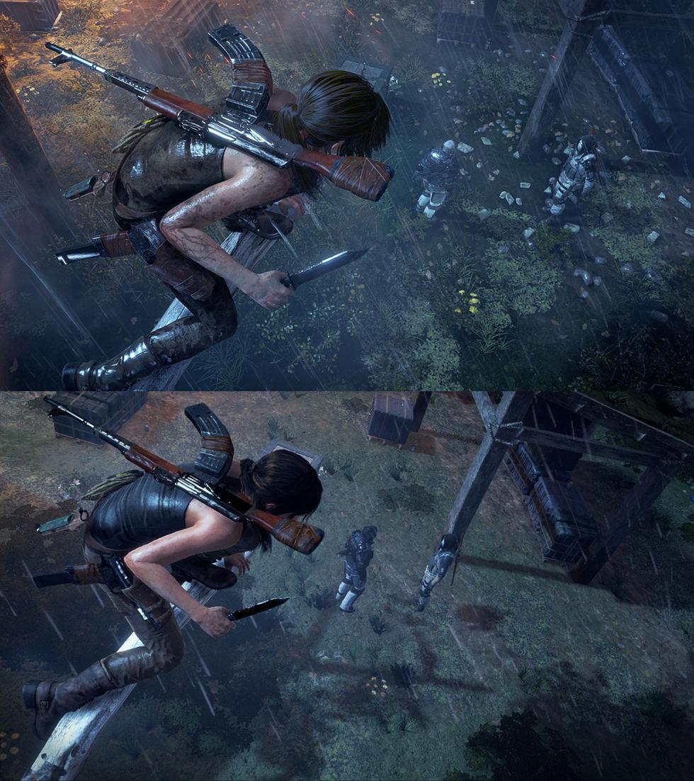 Rise of the Tomb Raider blir utan multiplayer