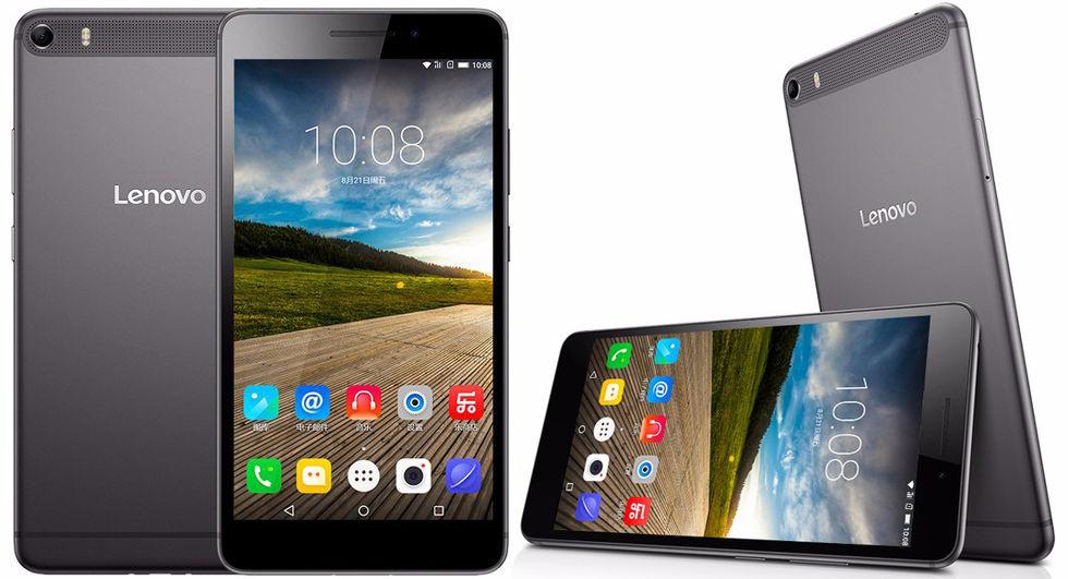 Lenovo släpper phablet med hög igenkänningsfaktor