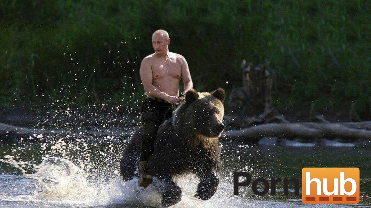 Ryssland blockerar PornHub