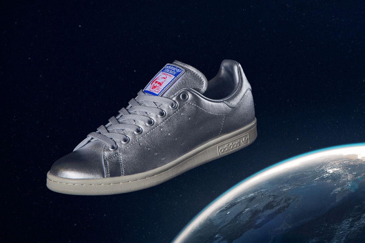 Spejsade skor från Sneakersnstuff