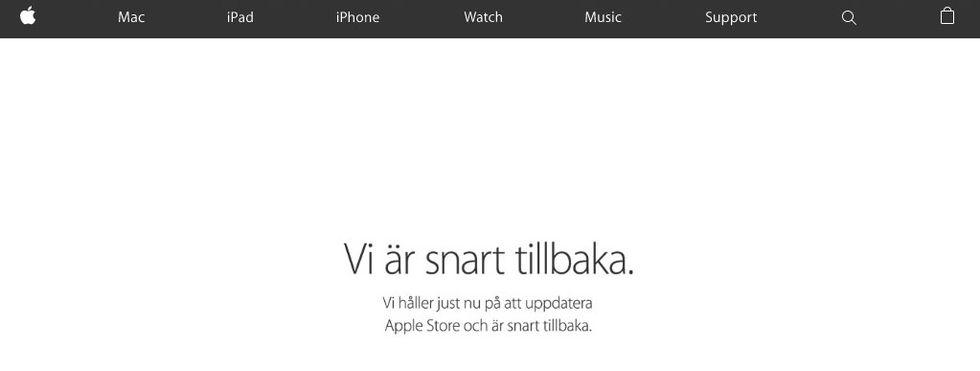 Apple Store nere