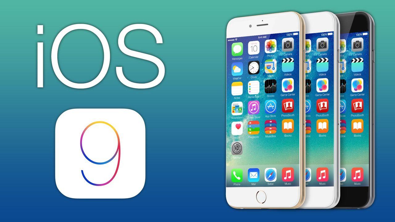 iOS 9 släpps nästa vecka