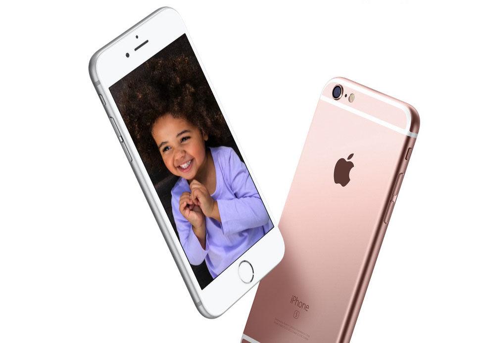 Apple visar upp nya iPhone 6S och 6S Plus