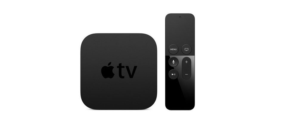 Apple visar upp ny Apple TV