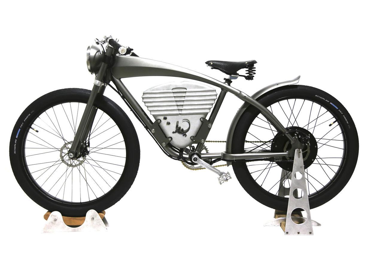 Nu kommer elcyklar med kraftigare motorer