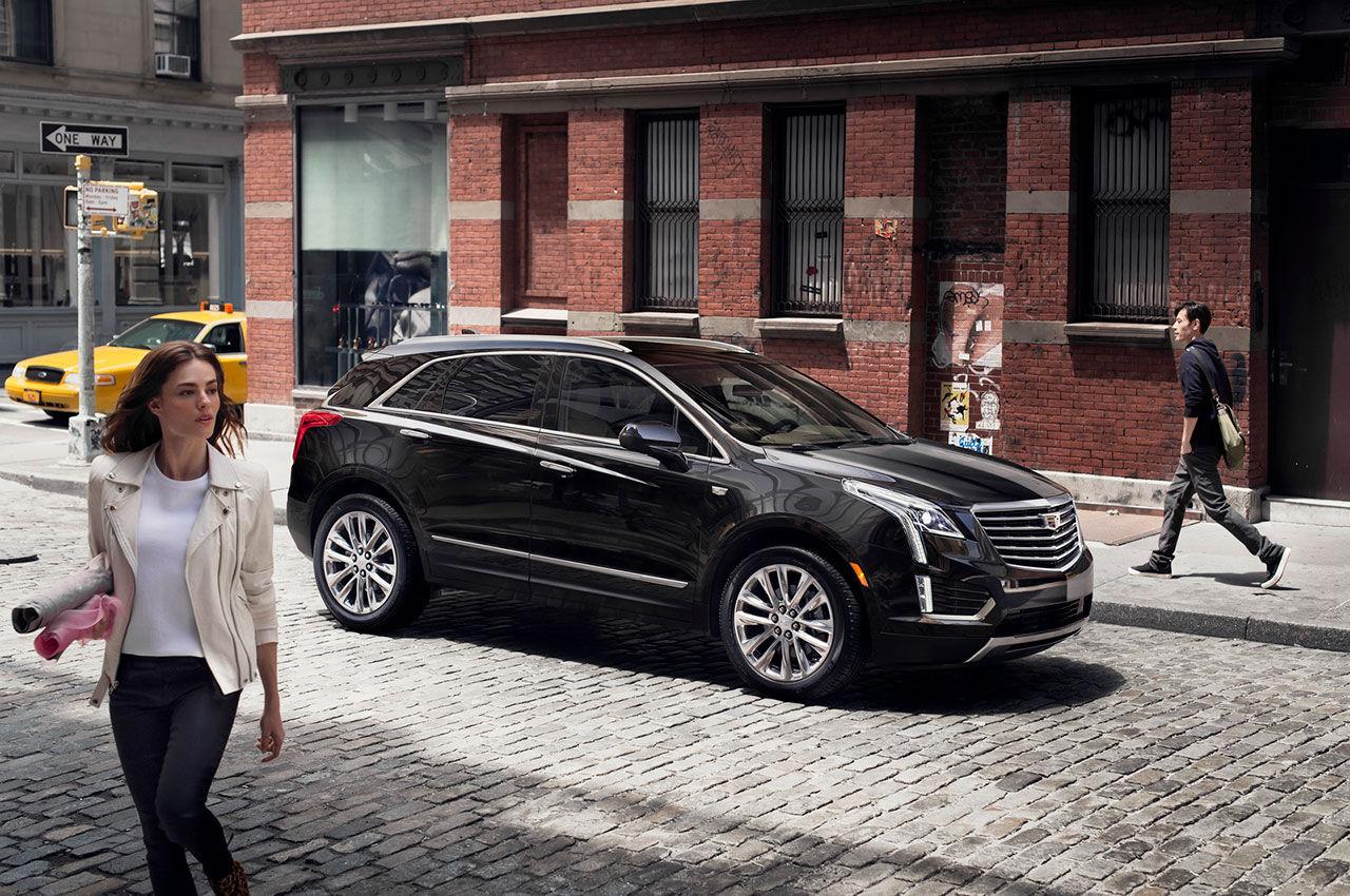 Det här är Cadillac XT5