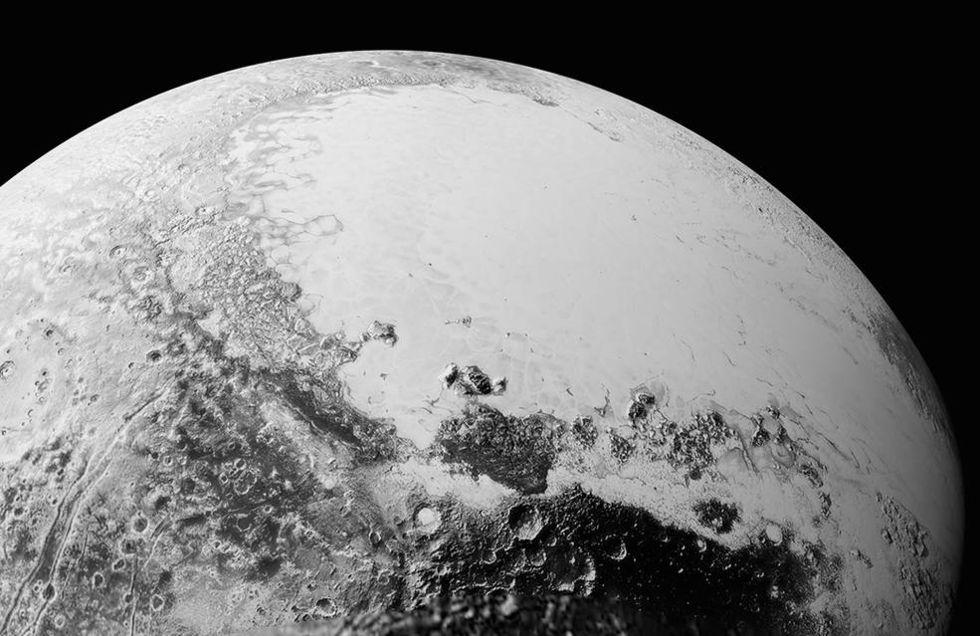 New Horizons har skickat tillbaka en ny bild på Pluto