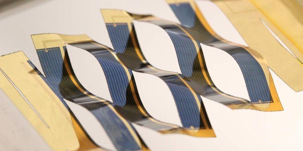 Forskare tar fram solpaneler som kan följa solen enkelt