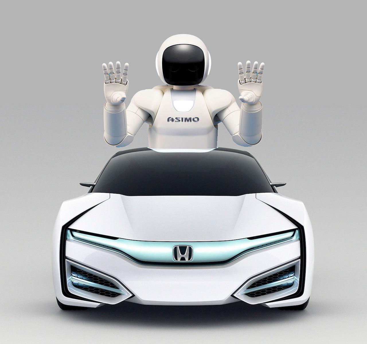 Honda ska börja testa självkörande bilar i Kalifornien