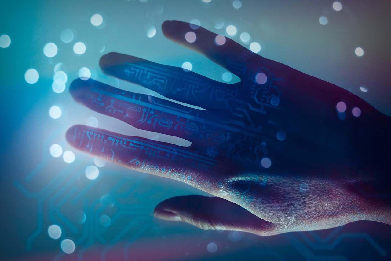 DARPA utvecklar handprotes med känsel