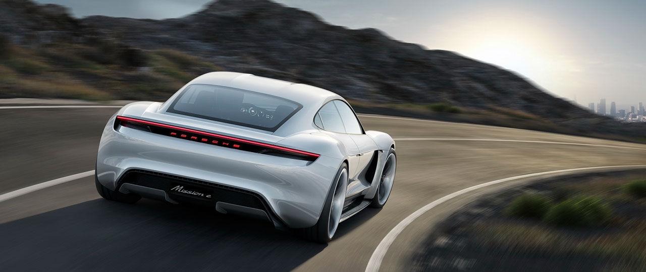 Porsche presenterar Tesla-utmanare