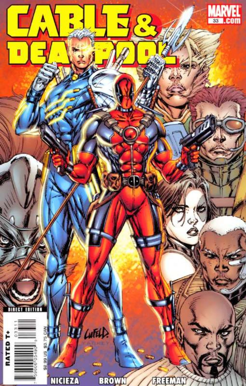 Fox jobbar på Deadpool-uppföljare