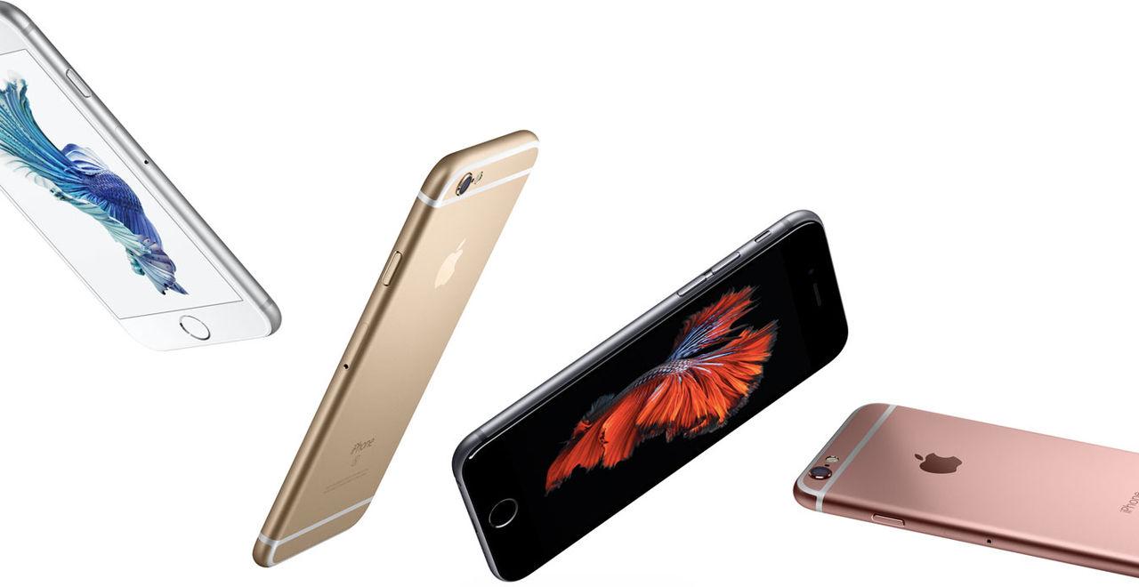 iPhone 6S går bättre än förväntat