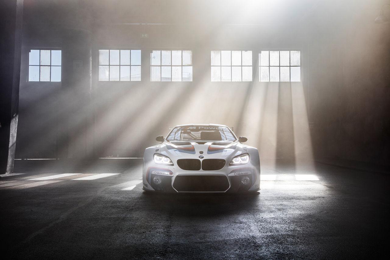 BMW M6 i GT3-kläder