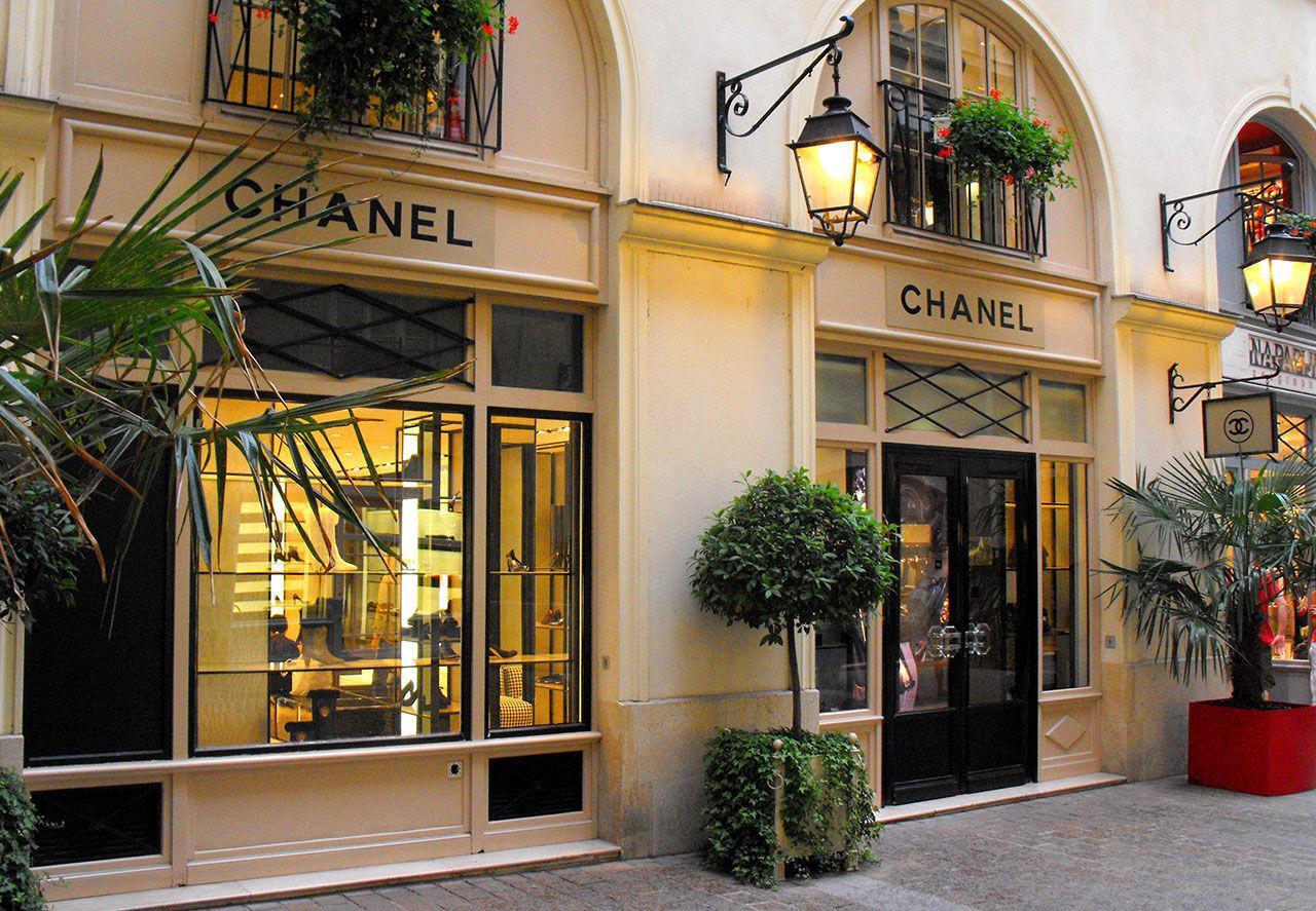 Chanel öppnar i Hufvudstaden