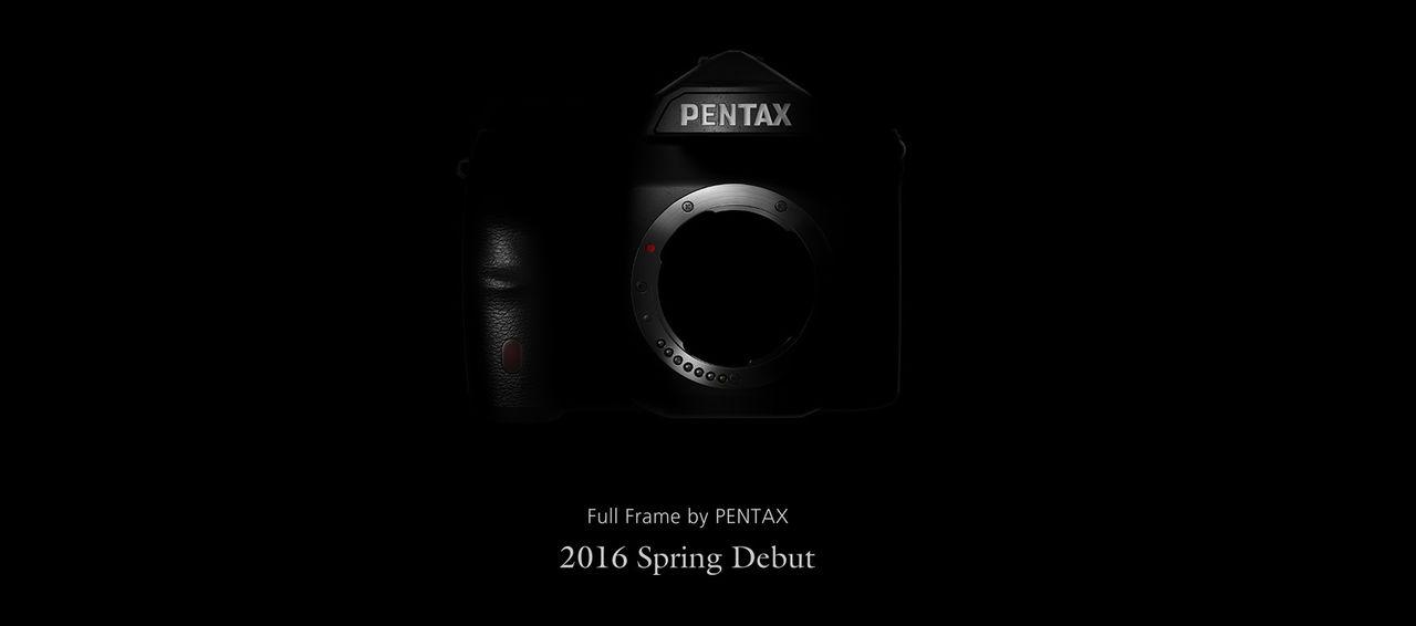 Pentax fullformatskamera försenad