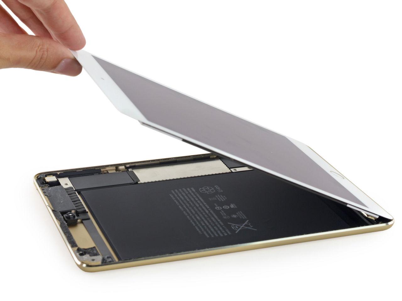 iFixit plockar isär iPad Mini 4