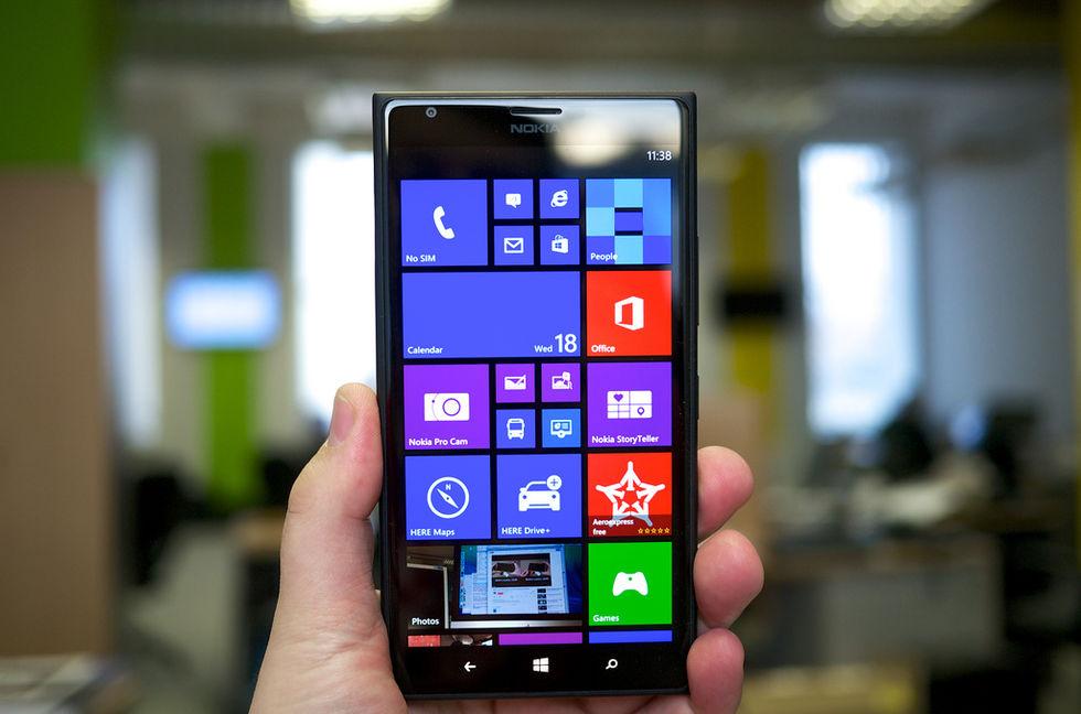 Senaste preview-versionen av Windows 10 Mobile pajar telefoner