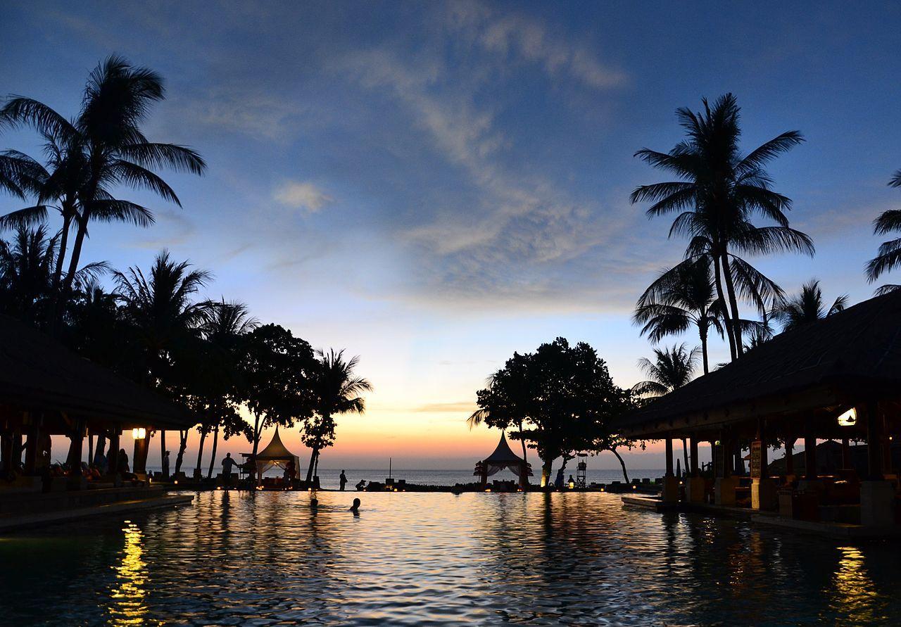 Fängelse om ogifta par delar hotellrum på Bali