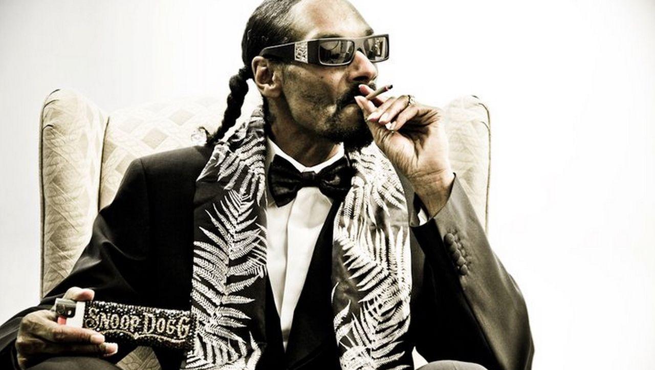 Snoop Dogg startar en knarksida