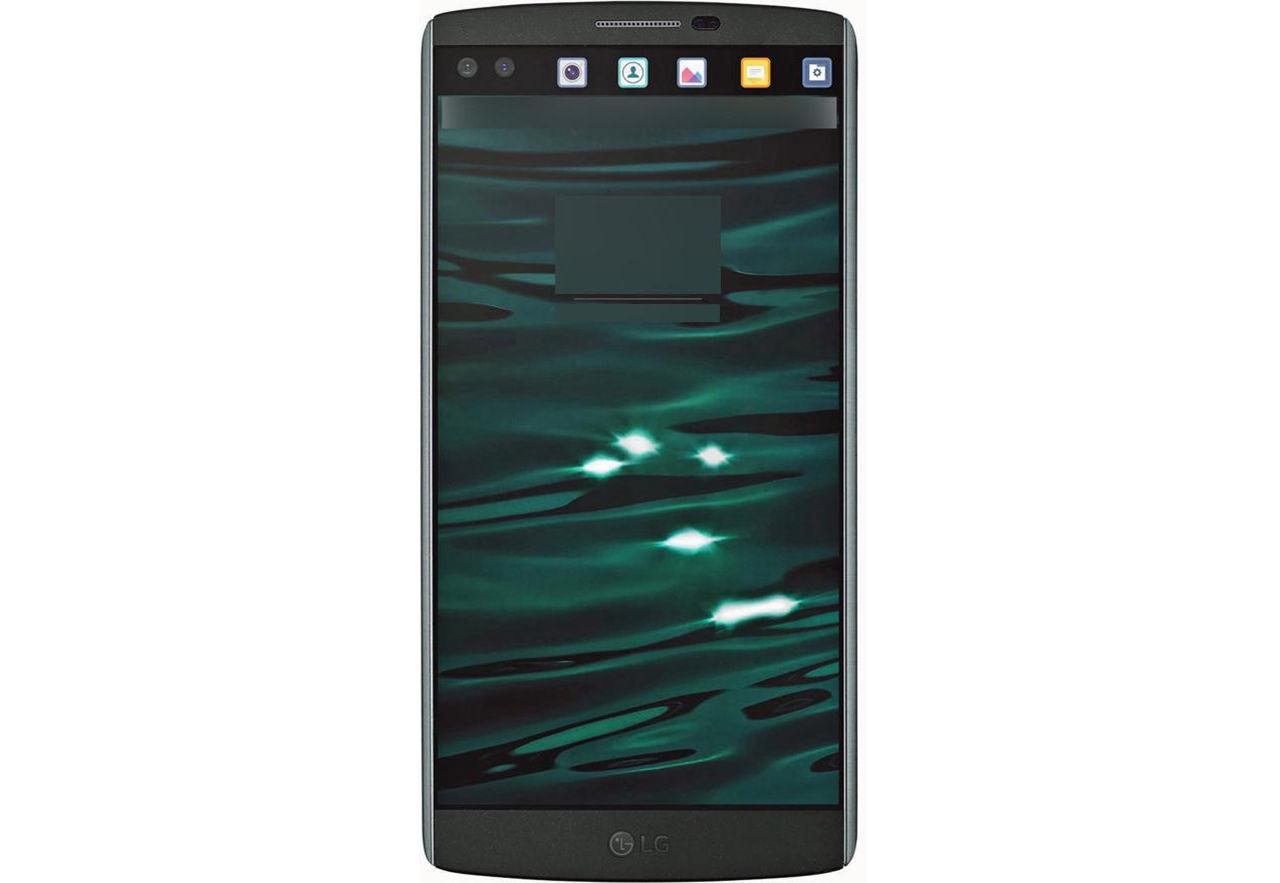 Ny läcka visar vad andra skärmen på LG V10 kan göra