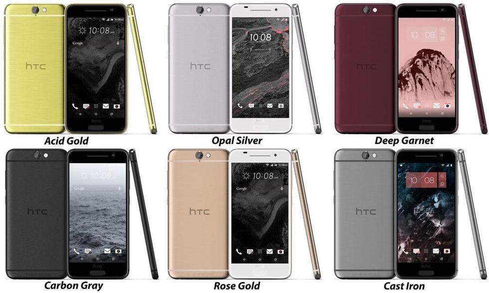 Bilder på HTC Aero läcker