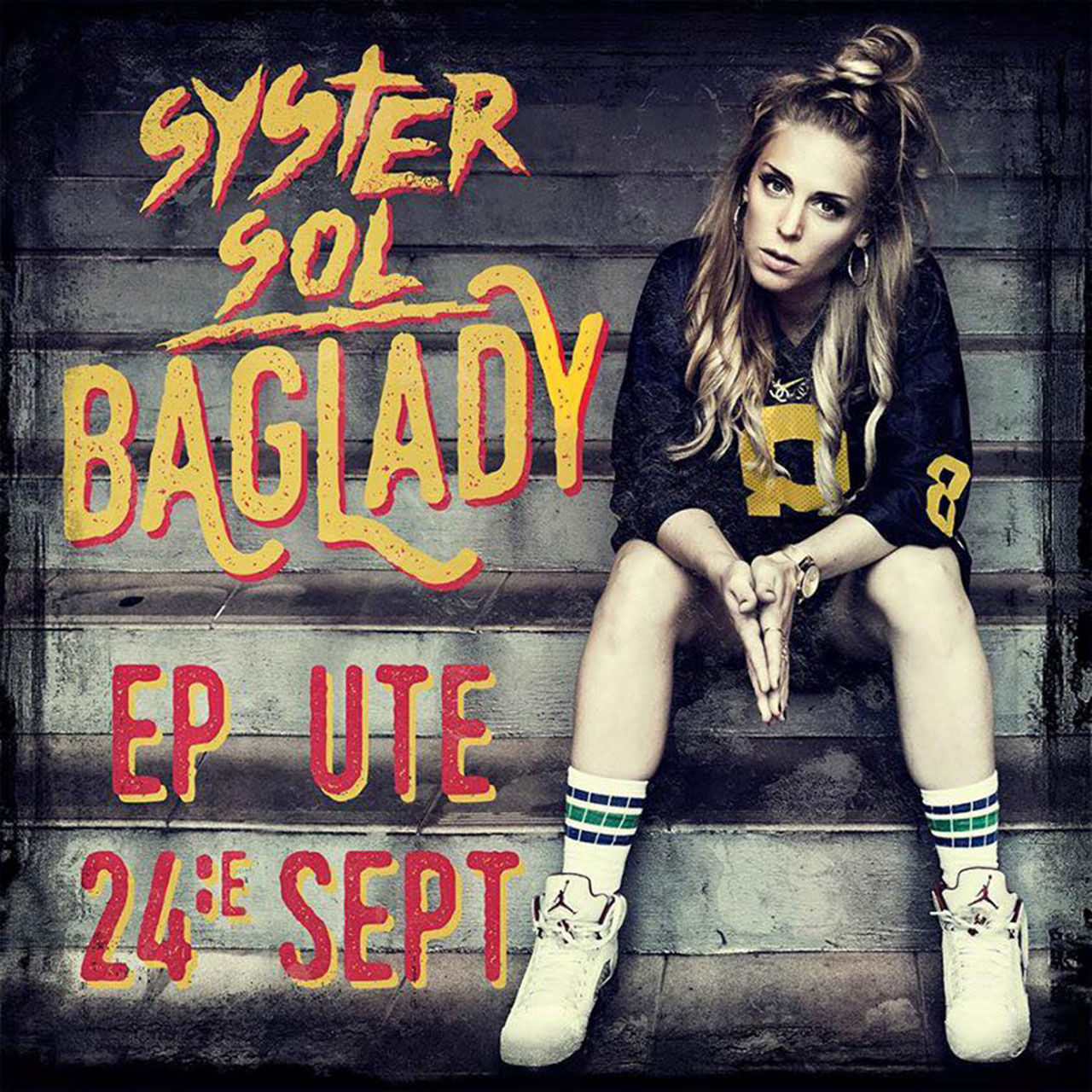 Ny svängig EP från Syster Sol