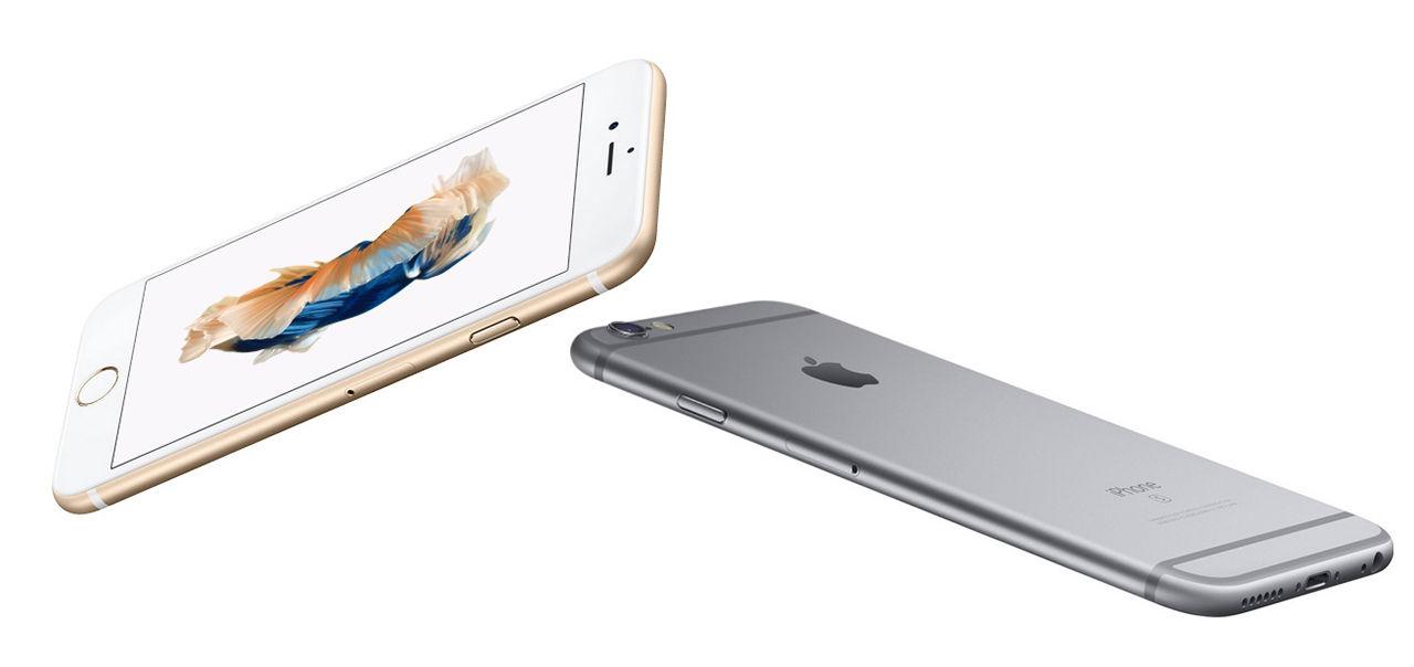 Förbokning av iPhone 6s och iPhone 6S Plus drar igång på fredag