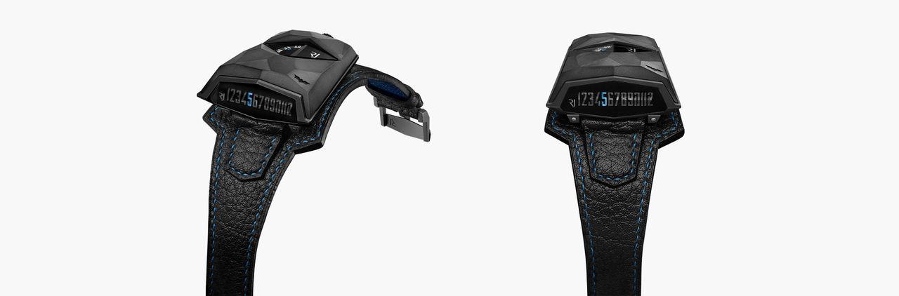 Ny Batman-klocka från Romain Jerome