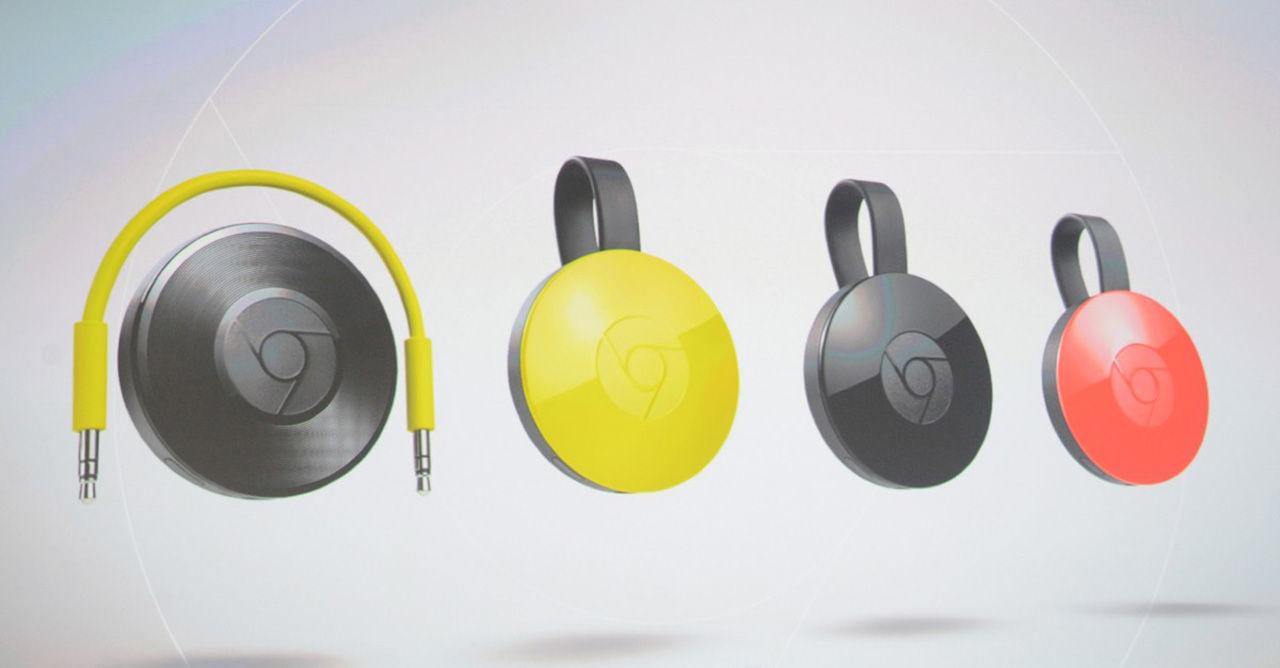Google visar upp ny Chromecast